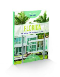 Florida Real Estate Exam Manual for Sales Associates and Brokers 40th Edition