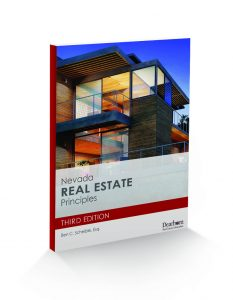 Nevada Real Estate Principles 3rd Edition