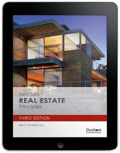 Nevada Real Estate Principles 3rd Edition eBook