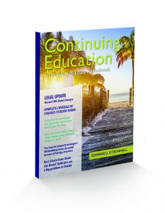 Continuing Education for Florida Real Estate Professionals 17th Edition
