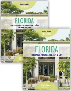Florida Real Estate PPL 40th Edition and Spanish Student Guide Set
