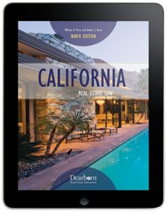 California Real Estate Law 9th Edition eBook