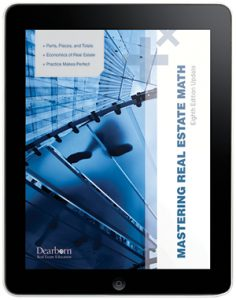 Mastering Real Estate Math 8th Edition Update (eBook)