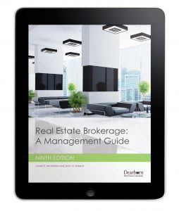 Real Estate Brokerage: A Management Guide 9th Edition eBook