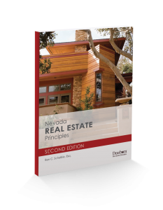 Nevada Revised Statutes >> Just Released! Nevada Real Estate Principles 2nd Edition - Dearborn Real Estate Education