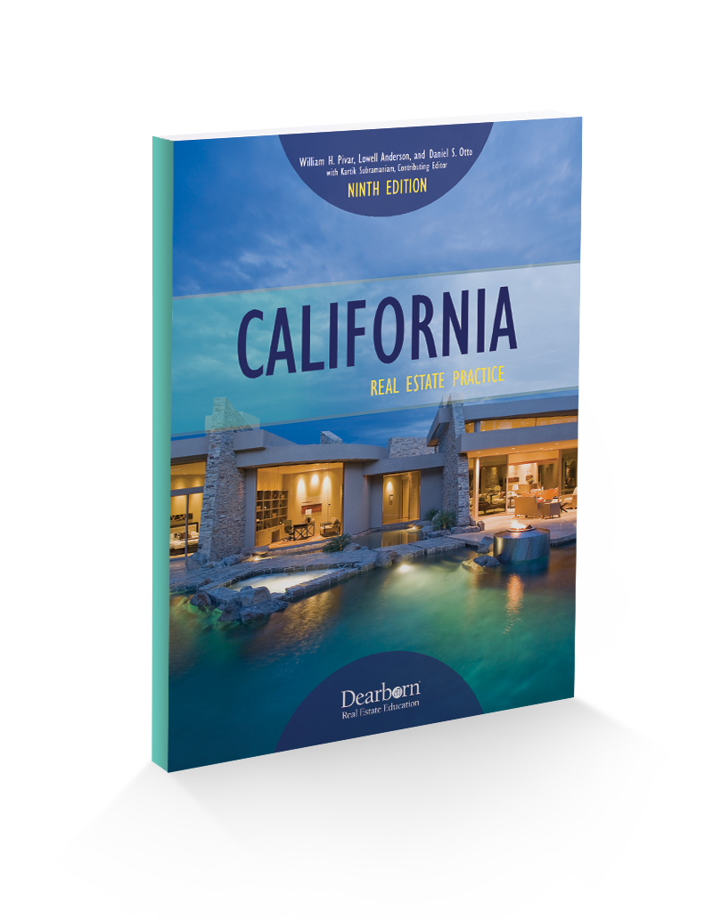 Just released california real estate practice 9th edition california real estate practice 9th edition dearborn real estate education fandeluxe Images