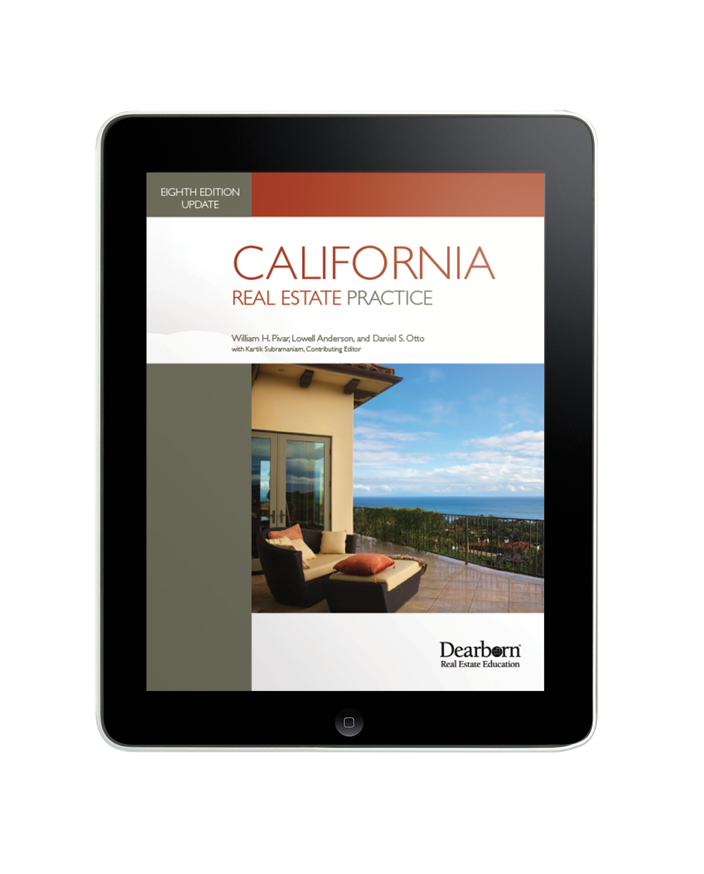 Just Released! California Real Estate Practice 8th Edition