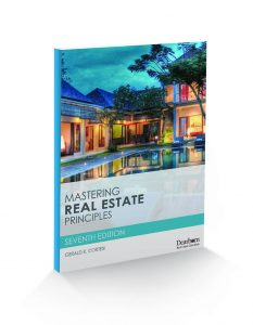 Mastering Real Estate Principles 7th Edition
