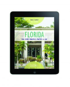 Florida Real Estate Principles, Practices & Law 40th Edition eBook