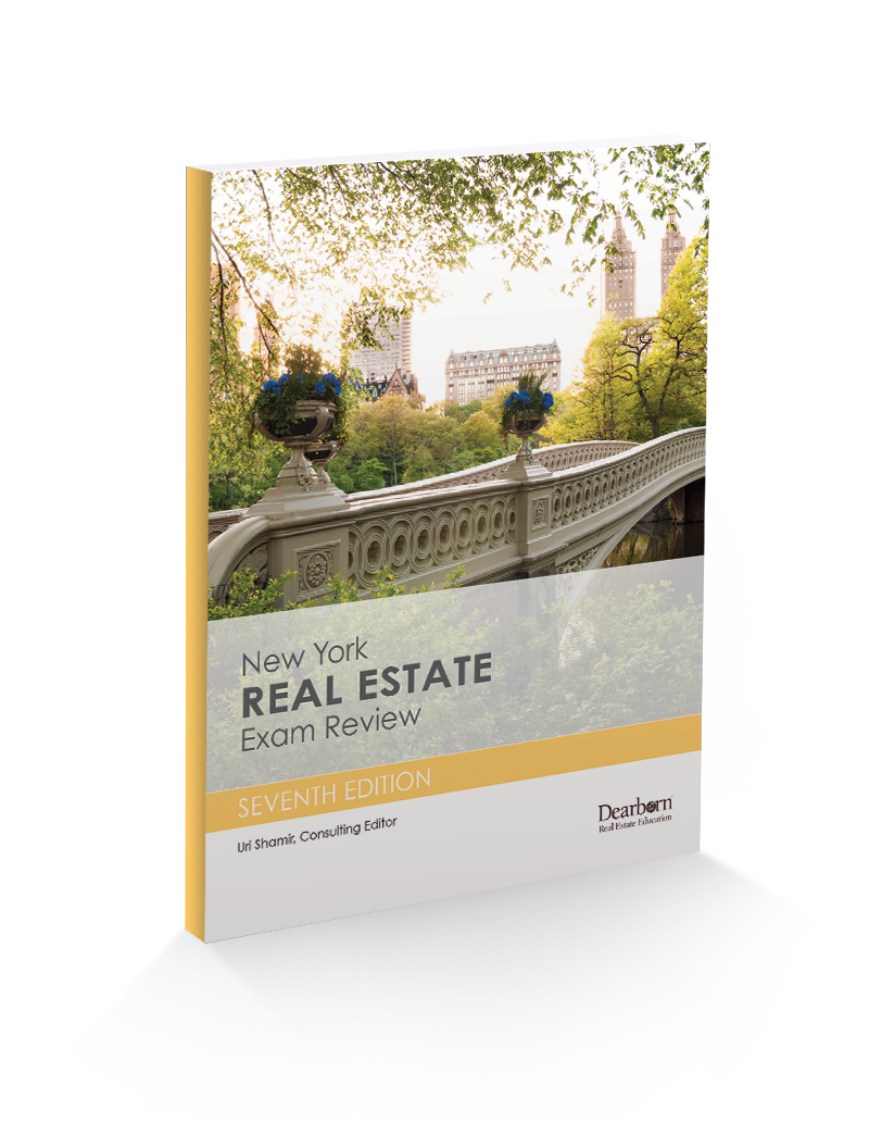 Just Released! New York Real Estate Exam Review 7th Edition