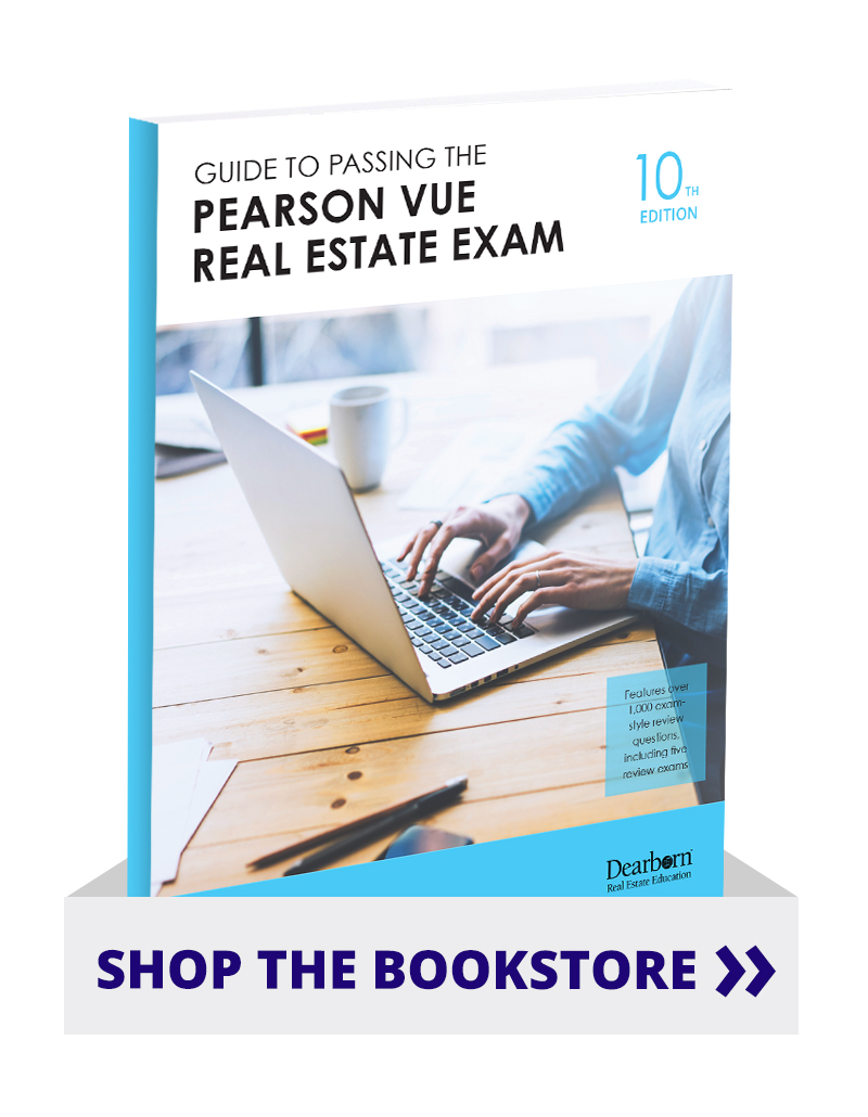 Just Released! Guide to Passing the Pearson VUE Real Estate